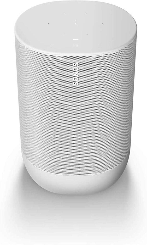 Battery Powered Smart Speaker