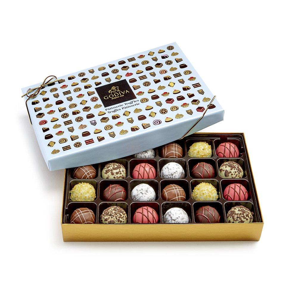 Chocolatier Assorted Truffles Gift Box 1