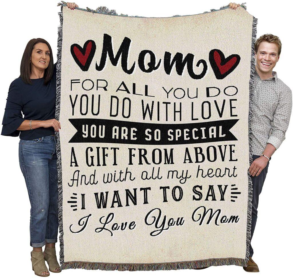 Cotton Woven Blanket