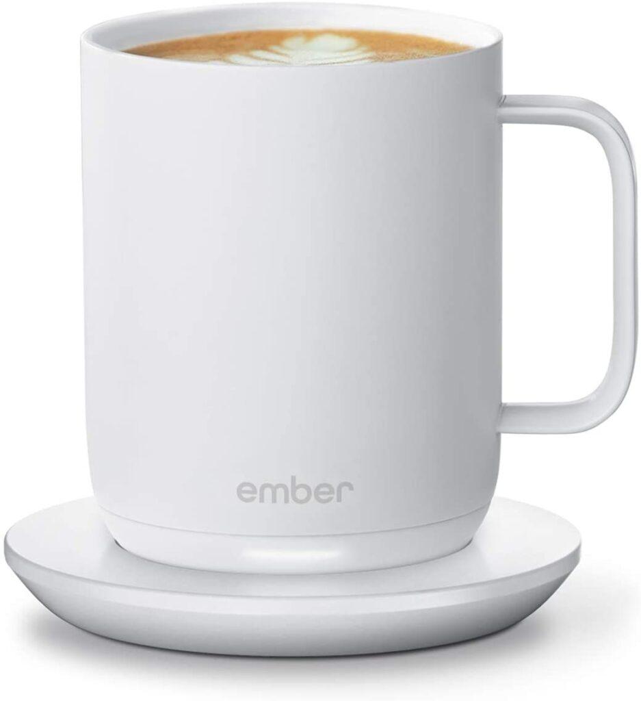 Temperature control mug 2