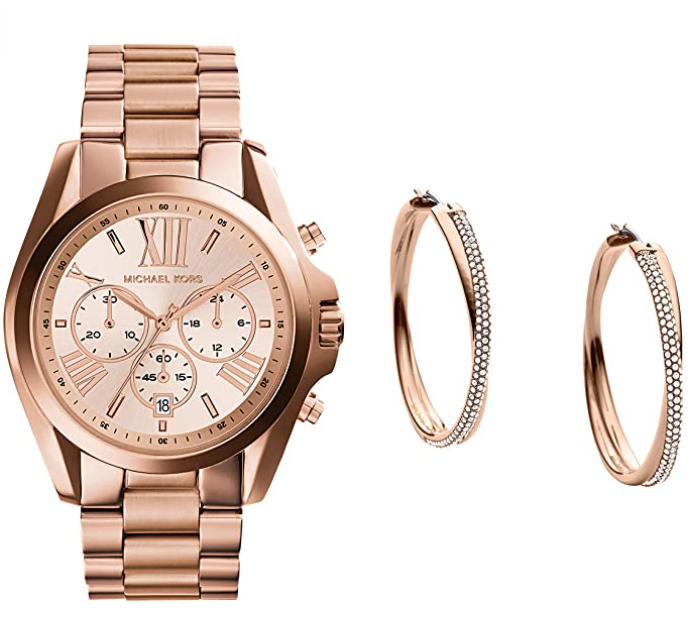 womans bradshaw chronograph watch