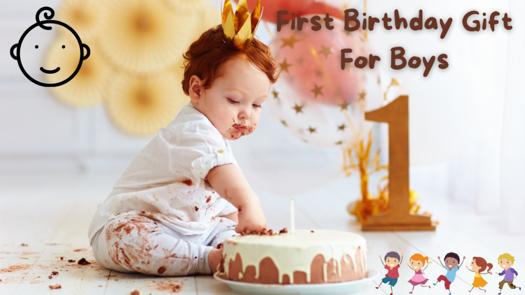 First Birthday Gift For Boys