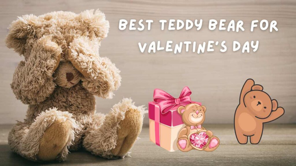 Bear For valentine's Day