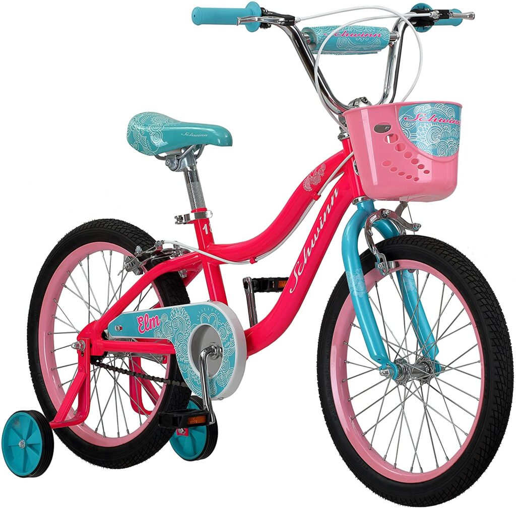 Girls bike for toddlers
