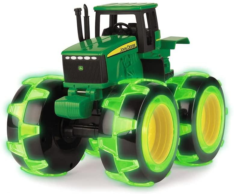 Lightning Wheel tractor