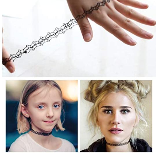 chocker necklace set