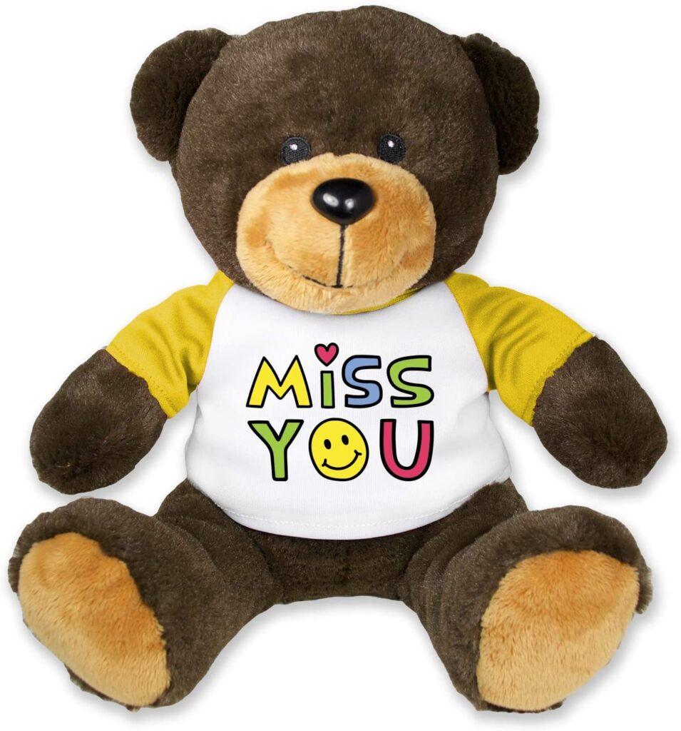 miss you teddy